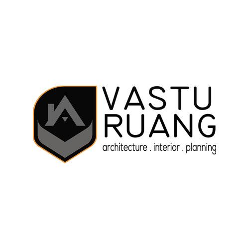 Logo VastuRuang - kontraktor interior bekasi kalimalang arsitektur