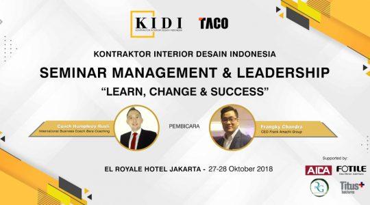 learn, change & success - kidi