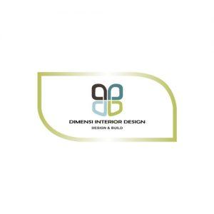 Logo Dimensi Interior Design