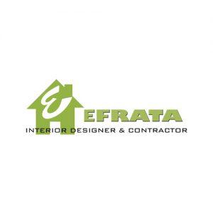 Logo Efrata Interior