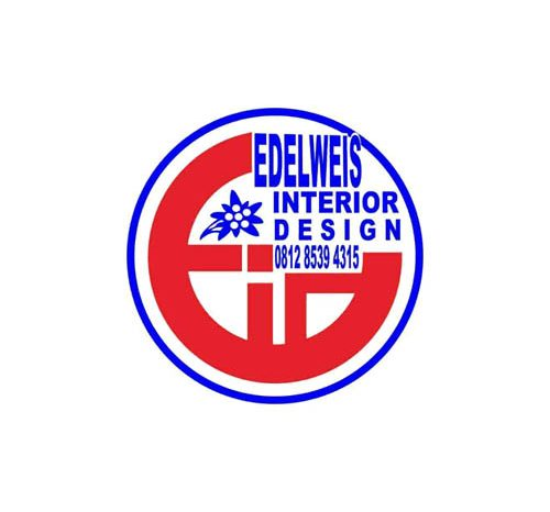 Logo Edelweis Interior Design