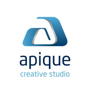Logo Apique Creative Studio