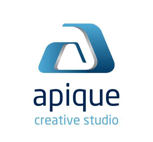 Logo Apique Creative Studio