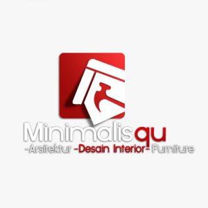 Minimalisqu interior logo