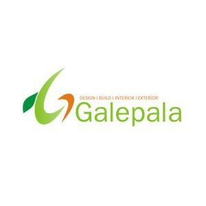 Logo Galepala Interior - kontraktor interior Pekanbaru Riau